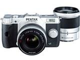 PENTAX Q10 ダブルズームキット [シルバー] 製品画像