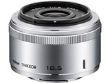 1 NIKKOR 18.5mm f/1.8 [シルバー] 製品画像