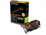 ZOTAC GeForce GTX 660 ZT-60901-10M [PCIExp 2GB]