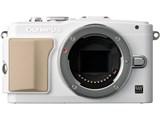 OLYMPUS PEN Lite E-PL5 ボディ [ホワイト] 製品画像