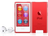 iPod nano (PRODUCT) RED MD744J/A [16GB レッド] 製品画像
