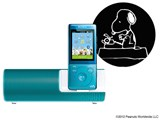 NW-S775K/SNOOPY SNOOPYモデル [16GB ブルー] 製品画像