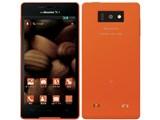 Optimus LIFE L-02E docomo [carrot orange] 製品画像