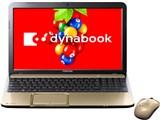dynabook T552 T552/58GK PT55258GBHK [シャンパンゴールド] 製品画像