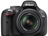 D5200 18-55 VR レンズキット [ブラック] 製品画像