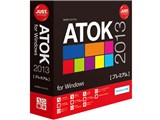 ATOK 2013 for Windows [プレミアム] 製品画像