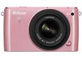 Nikon 1 S1 標準ズームレンズキット [ピンク] 製品画像