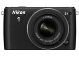 Nikon 1 S1 標準ズームレンズキット [ブラック] 製品画像