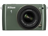 Nikon 1 S1 標準ズームレンズキット [カーキ] 製品画像