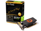 ZOTAC GeForce GTX 650 LP 1GB ZT-61008-10M [PCIExp 1GB]