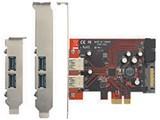 USB3.0R-P2H2-PCIE [USB3.0] 製品画像