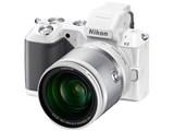 Nikon 1 V2 小型10倍ズームキット [ホワイト] 製品画像