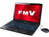 FMV LIFEBOOK AH77/K FMVA77KB [シャイニーブラック]