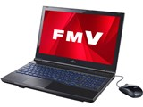 FMV LIFEBOOK AH56/K FMVA56KB [シャイニーブラック]