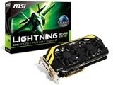 N680GTX Lightning L [PCIExp 2GB]