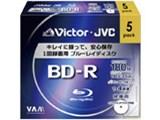 BV-R130CW5 [BD-R 4倍速 5枚組] 製品画像