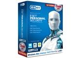 ESET パーソナル セキュリティ 3年版 10万本限定 製品画像