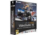 VideoStudio Ultimate X6 通常版 製品画像