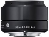30mm F2.8 DN ブラック [ソニー用] 製品画像