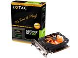 ZOTAC GeForce GTX 650 1GB REV2 ZT-61012-10M [PCIExp 1GB]