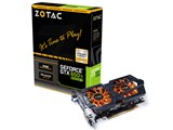 ZOTAC GeForce GTX 650 Ti Boost ZT-61201-10M [PCIExp 2GB]