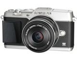 OLYMPUS PEN E-P5 17mm F1.8レンズキット [シルバー] 製品画像