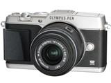 OLYMPUS PEN E-P5 14-42mm レンズキット [シルバー] 製品画像
