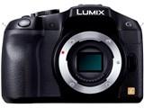 LUMIX DMC-G6-K ボディ [ブラック] 製品画像