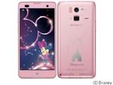 Disney Mobile on docomo F-07E [Light Pink] 製品画像
