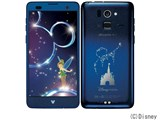 Disney Mobile on docomo F-07E [Night Blue]