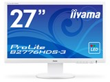 ProLite B2776HDS-3 PLB2776HDS-W3 [27インチ ピュアホワイト]