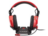F.R.E.Q. 7 7.1 Surround Headset MC-F7E-RD [レッド]