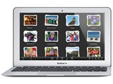 MacBook Air 1300/11.6 MD711J/A 製品画像
