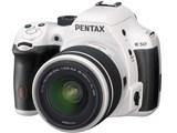 PENTAX K-50 ダブルズームキット [ホワイト] 製品画像
