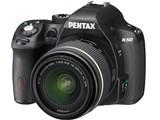 PENTAX K-50 ダブルズームキット [ブラック] 製品画像