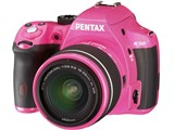 PENTAX K-50 ダブルズームキット [ピンク] 製品画像