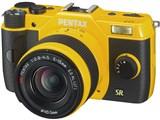 PENTAX Q7 ボディ [イエロー] 製品画像
