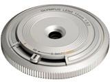 ボディーキャップレンズ BCL-1580 [シルバー] 製品画像