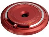 ボディーキャップレンズ BCL-1580 [レッド] 製品画像