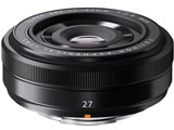 フジノンレンズ XF27mmF2.8 [ブラック] 製品画像