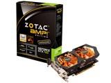 ZOTAC GeForce GTX760 2GB DDR5 TwinCooler ZT-70405-10P [PCIExp 2GB] 製品画像