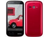 AQUOS PHONE es WX04SH WILLCOM [レッド] 製品画像