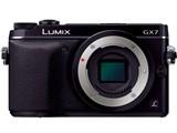 LUMIX DMC-GX7-K ボディ [ブラック] 製品画像