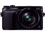 LUMIX DMC-GX7C-K レンズキット [ブラック] 製品画像