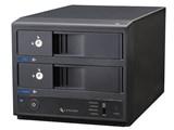 裸族の二世帯住宅 USB3.0&eSATA SATA6G CRNS35EU3S6G 製品画像