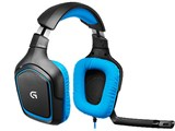 G430 Surround Sound Gaming Headset 製品画像