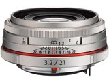 HD PENTAX-DA 21mmF3.2AL Limited [シルバー] 製品画像