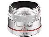 HD PENTAX-DA 35mmF2.8 Macro Limited [シルバー] 製品画像