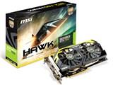 N760GTX HAWK [PCIExp 2GB]