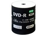 DR47JNP100_BULK [DVD-R 16倍速 100枚組] 製品画像